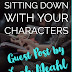 Sitting Down With Your Characters - Guest Post by Leah Meahl