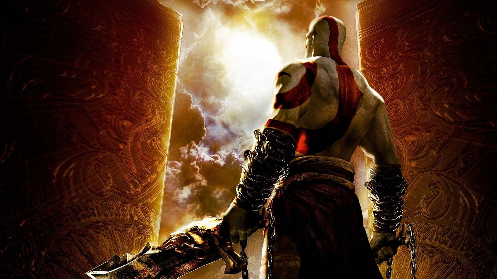 God of war chains of olympus so friends in this game u will get real 3d graphics this game is very rare to find so friends today i bring a direct link to download this file voltagebd Images
