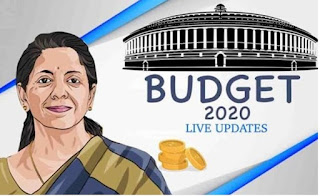 Important Highlights of Budget 2020 In Hindi - Download PDF