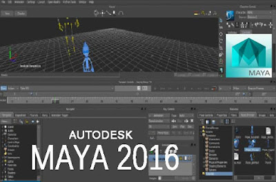Autodesk Maya 2016 OS 32bit 64bit Offline Installer Full Version Download