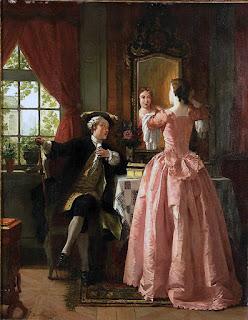 Жан Каролюс Jean Carolus (1814-1897) - Завершающие штрихи