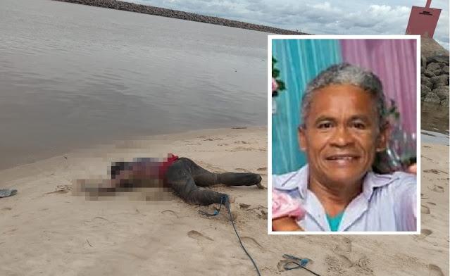 Corpo de homem de 43 anos desaparecido é encontrado boiando na maré em Luís Correia