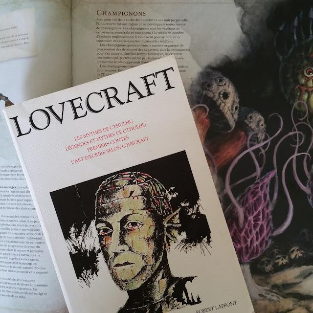 Le Festival de Lovecraft et un peu de Donjons & Dragons