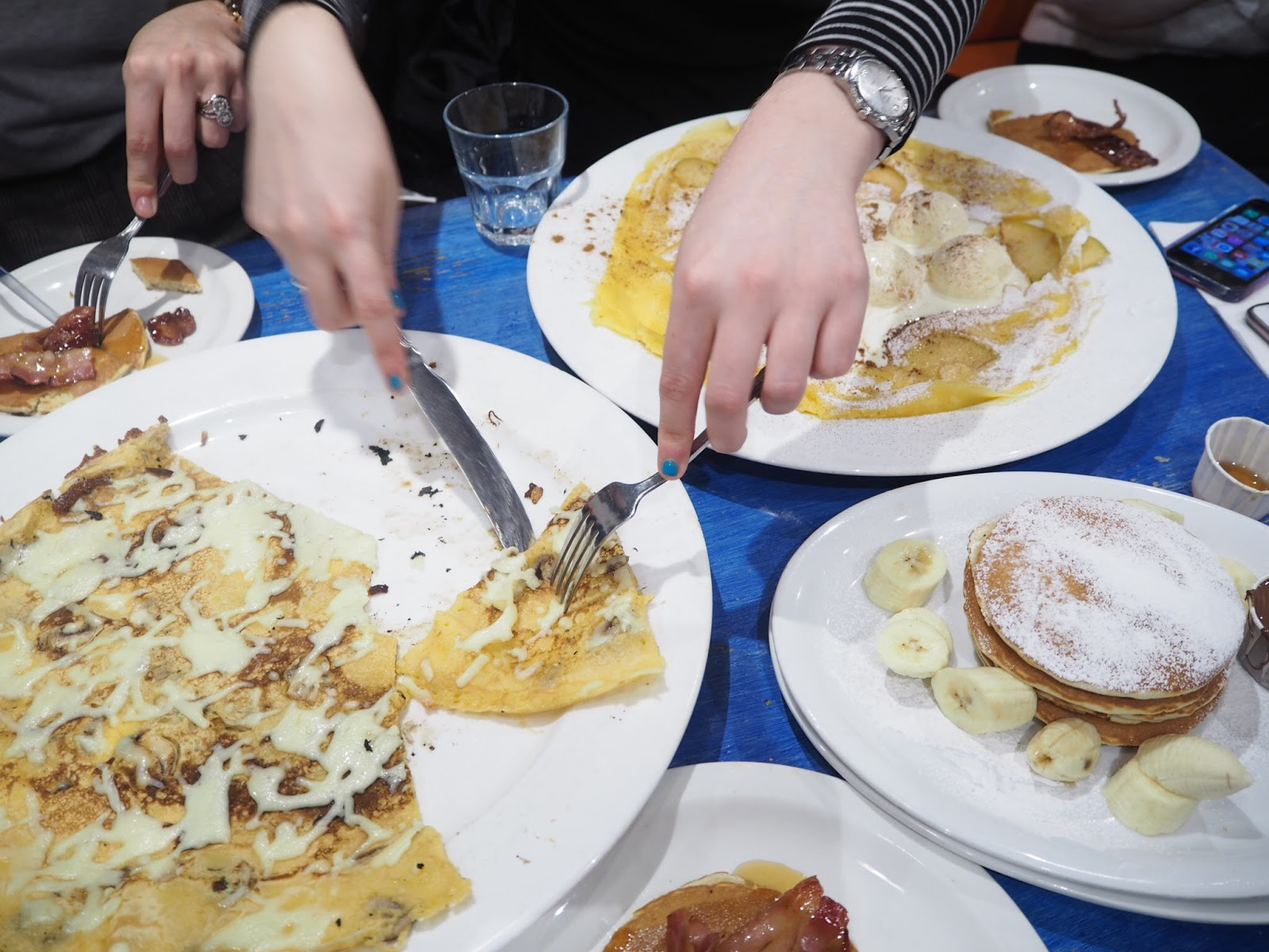 best pancakes london