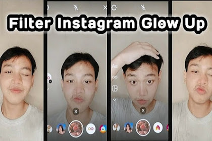 Heboh!!! Inilah Nama Filter Stay With Me Glow Up Instagram