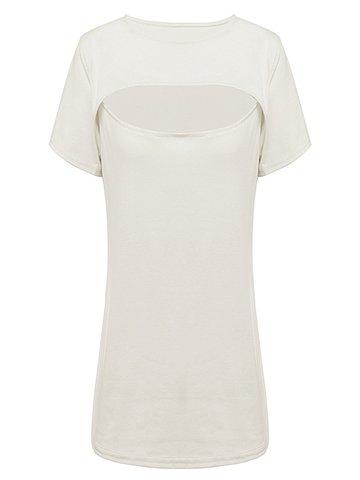 camisa blanca New Chic