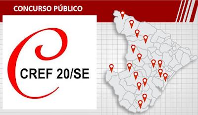 Concurso CREF Sergipe