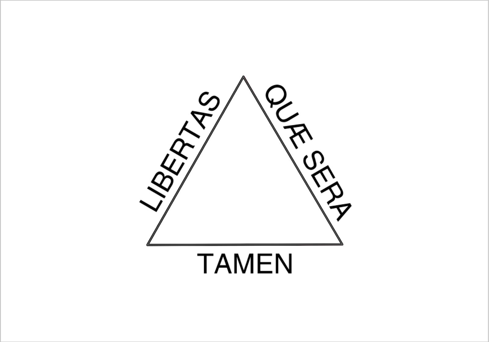 Bandeira de Minas Gerais para colorir
