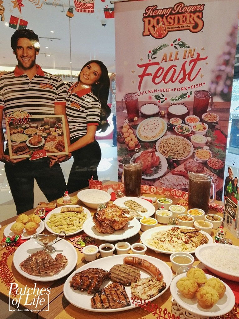 Kenny Rogers All In Feast And 2018 Merry Kenny Muffins Patches Of Life