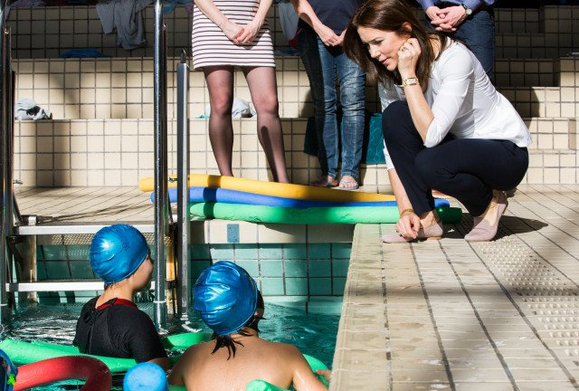 The Danish Swimming Federation is launching a major learn-to-swim campaign named 'Everyone must learn how to swim