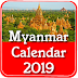 Myanmar Calendar 2019- Version 1.0 APK