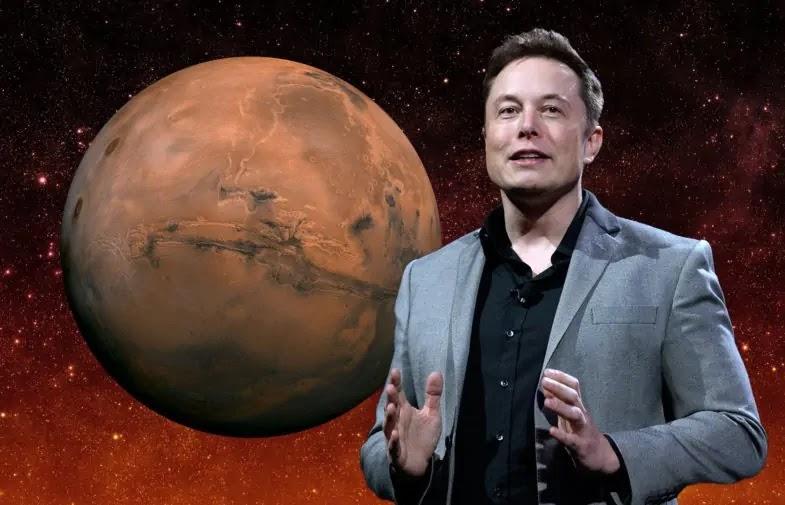 Coloniser-mars-Musk