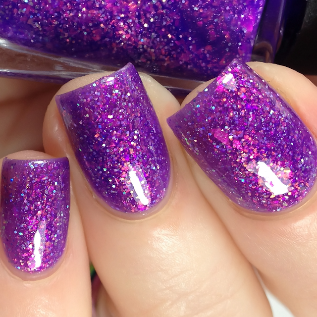 Lollipop Posse Lacquer-Skip To The Sweet Shop