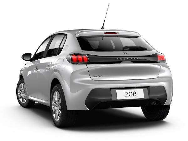 Novo Peugeot 208 Like 2021 Manual: preço R$ 65.990