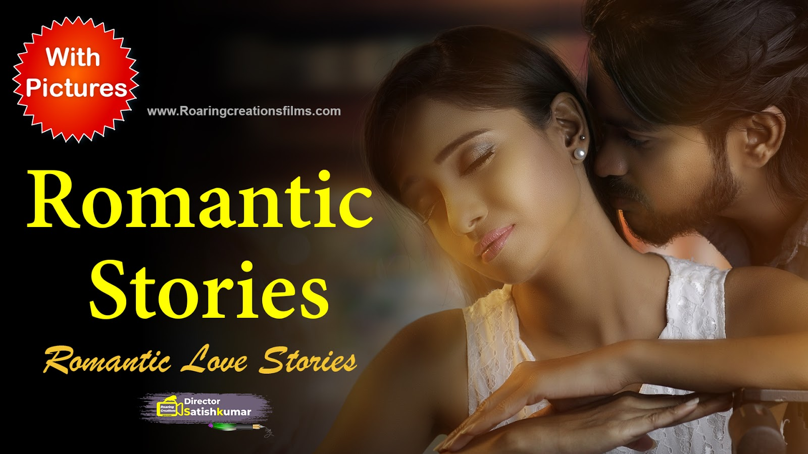 Romantic Stories in English - Romantic Love Stories