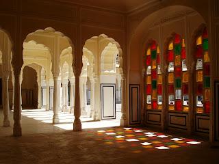 Hawa Mahal Inside