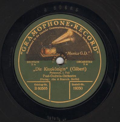 Paul Godwin Mit Seinem Künstler-Ensemble - Blütenkranz Johann Straußscher Walzer Von 1844 An