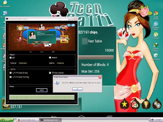 Octro Teen Patti Indian Poker Cheat To Get Unlimited Chips Or Coins [Hacked] android and ios Free download