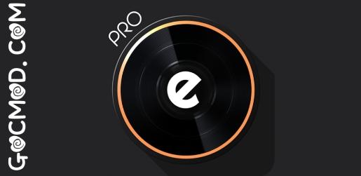 Ứng dụng edjing PRO - DJ mixer v1.06.01