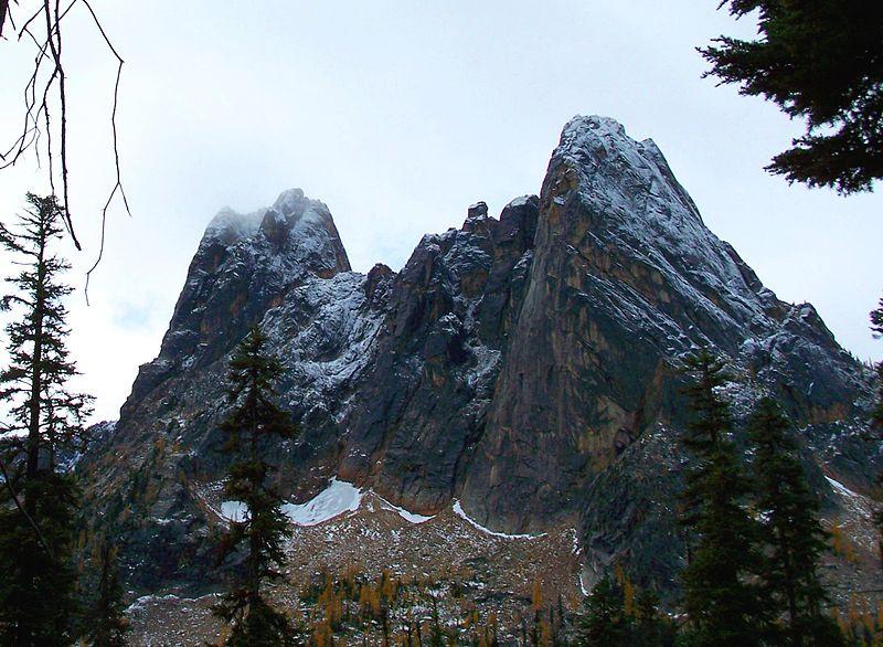 Liberty Bell Mountain 3