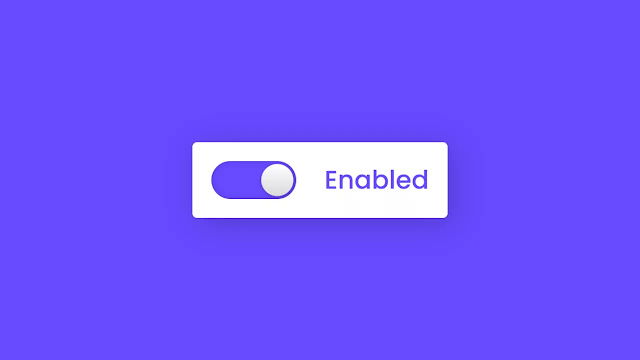 Top 10 HTML & CSS Toggle Switch Designs Inspiration