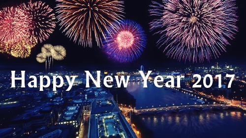 Top # 200+ Happy New Year 2017 Wishes