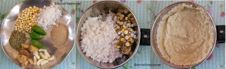 How to make Tomato Kurma- Step 1
