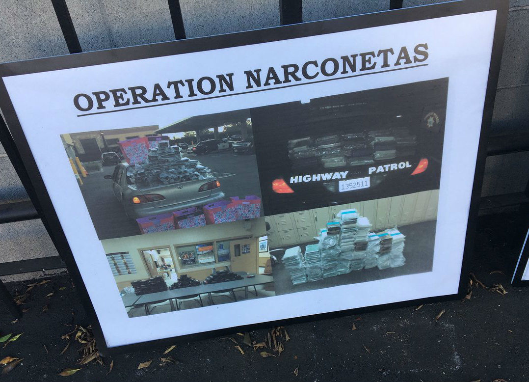 Caen 22 presuntos integrantes del Cártel de Sinaloa en EU