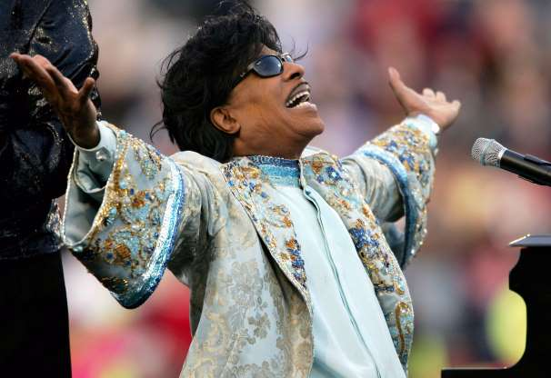 Little Richard, rock'n'roll pioneer, dies aged 87
