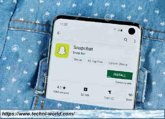 تحميل سناب شات snapchat download apk