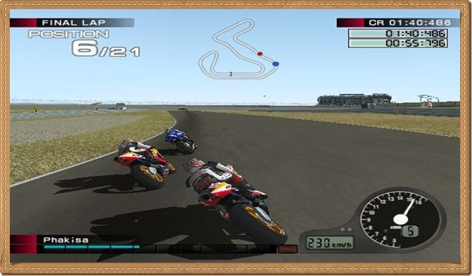 MotoGP 08 PC Gameplay