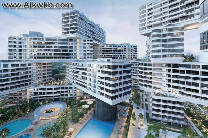 The Interlace Complex in Singapore