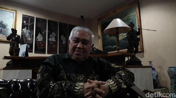 Ini Respons Din Syamsuddin terkait Pernyataannya di Webinar yang Disoal Ade Armando