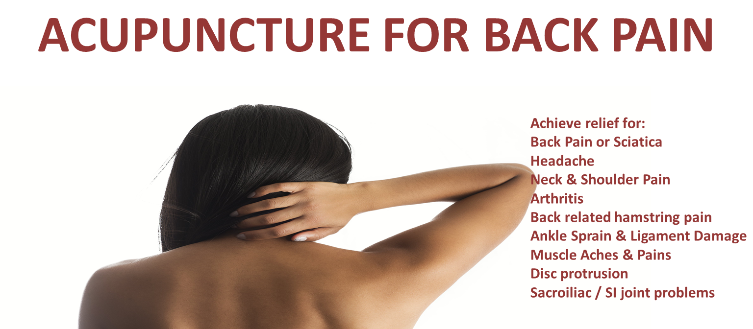 ACUPUNCTURE FOR BACK PAIN - SPARSH ACUPUNCTURE CLINIC
