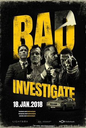 Bad Investigate (2018) 400MB Full Hindi Dual Audio Movie Download 480p Web-DL