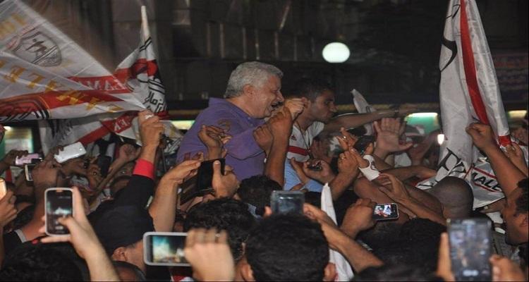 كلام لا يصدق الآن من مرتضى منصور بعد فوز الزمالك بكأس مصر على حساب الأهلي