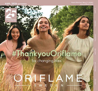 download oriflame catalogue september 2020 pdf