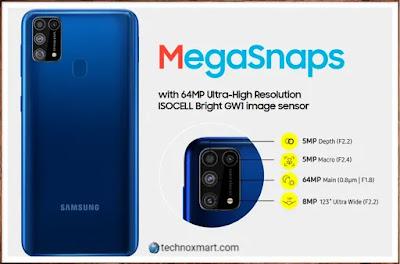 samsung,samsung galaxy m31,galaxy m31,samsung galaxy m31 specs,samsung galaxy m31 sale,samsung galaxy m31 price,galaxy m31 camera,