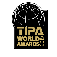 TIPA World Awards 2019 Logo - Canon Awards