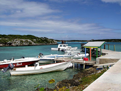 Farmer's Cay Dock