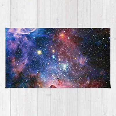 Carnia Nebula Accent Carpet