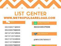 Center Transaksi Metro Reload CV. Metro Payment Indotama