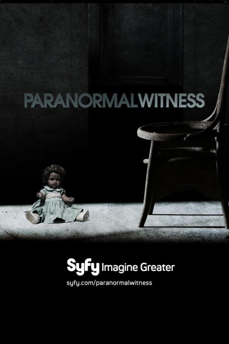 paranormal witness saison 1