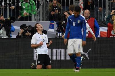 اهداف مباراة المانيا وايطاليا اليوم السبت 2 يوليو 2016 وملخص كورة يوتيوب نتيجة لقاء زملاء بوفون ومولر في ربع نهائي يورو 2016