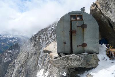 bivacco alpinistico