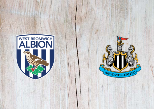 West Bromwich Albion vs Newcastle United -Highlights 07 March 2021