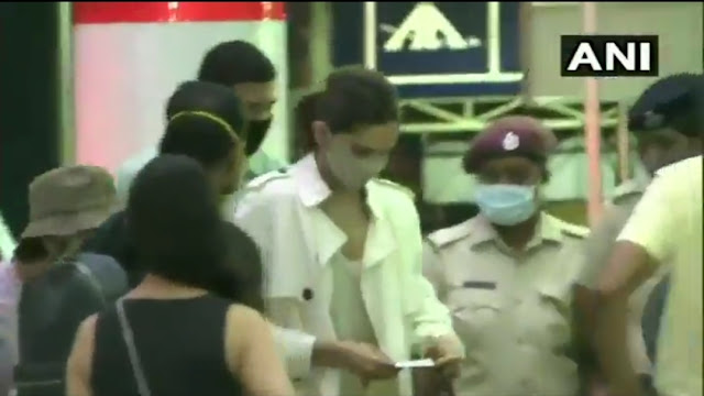 Deepika will be questioned on drugs case on Saturday - Bollywood News