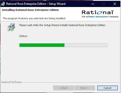 Installing Rational Rose Enterprise Edition