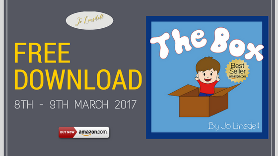 The Box: #FREE 8th - 9th March #KDP #KidLit #books