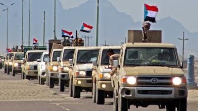 """الحكومة اليمنية  ترفض إعلان المجلس الانتقالي الجنوبي الحكم الذاتي وتصفه """"بالتمرد العسكري"""""""